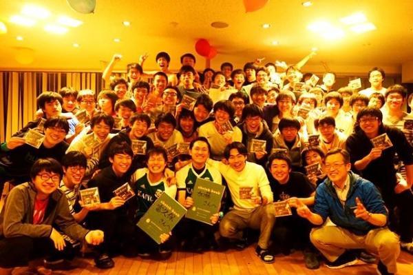 ★2018年度 ハウスA Team TOGASHIの仲間たち