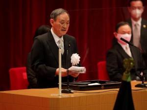 ★菅内閣総理大臣による訓示